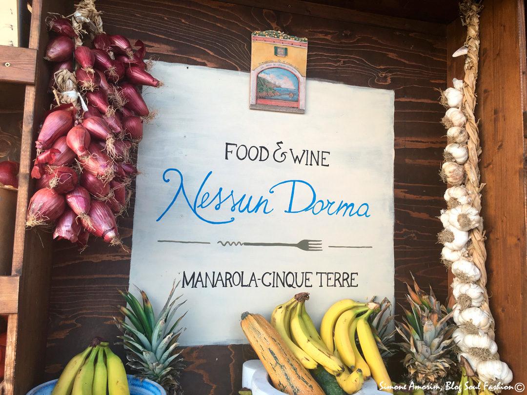 #nessundorma #manarola #cinqueterre #italy #itália #foodandwine #italianfood