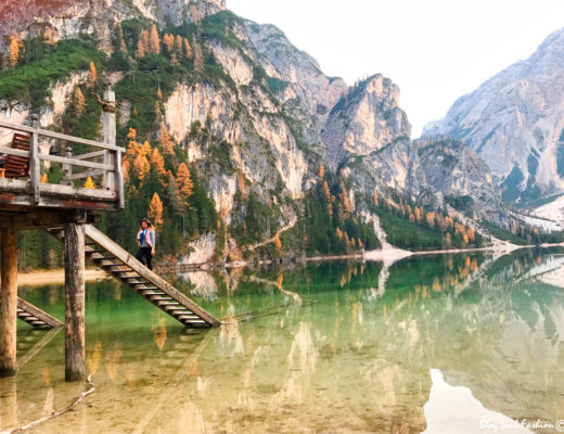 #braies #lago #italy #travel #lindo