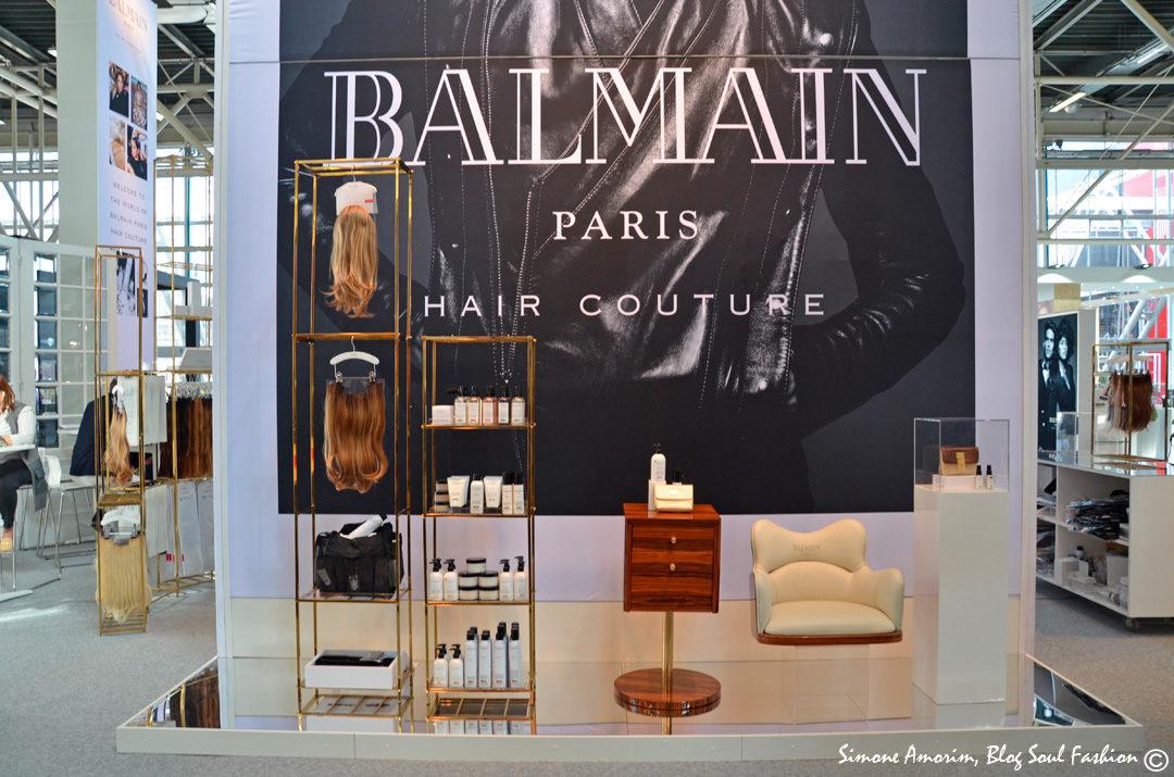 #balmainhair #balmainhairparis #hair #cabelos #cosmoprof2017 #cosmoprofbologna